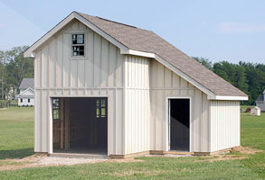 Garage and Barn Builders - Columbus, Ohio