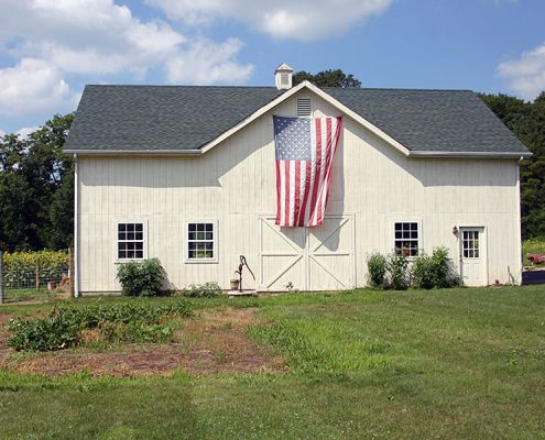 Garage And Barn Build Services Deck Masters Of Columbus