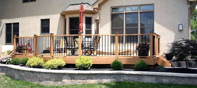 Custom Deck Builders - Columbus, Ohio