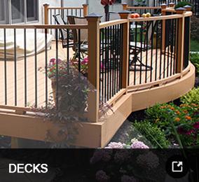 Custom Deck Build Services - Columbus, Ohio