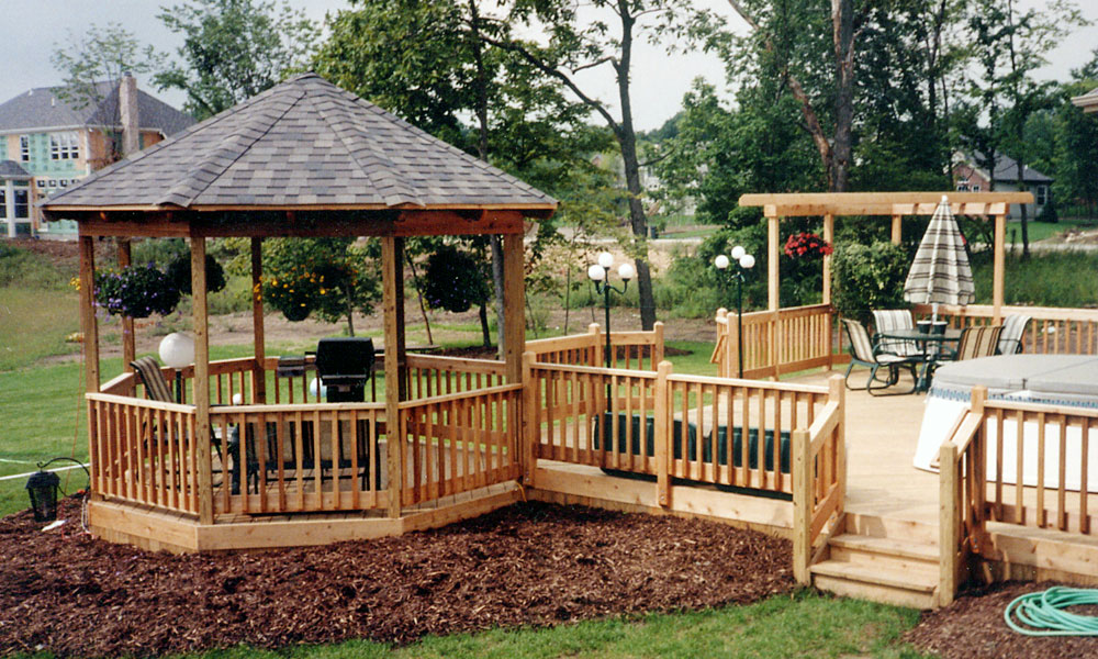 Gazebo Build Services Deck Masters Of Columbus
