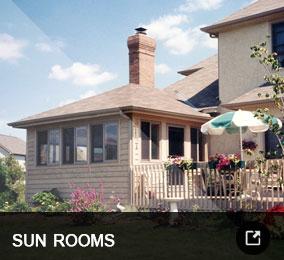 Sun Room Build Services - Columbus, Ohio